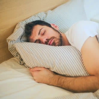It's recommended that you get at least 7-8 hours of sleep per night