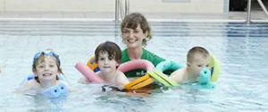 Swim school landing page rhn