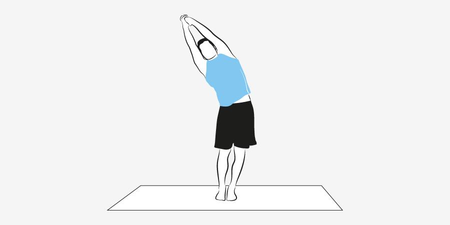 Side stretch male