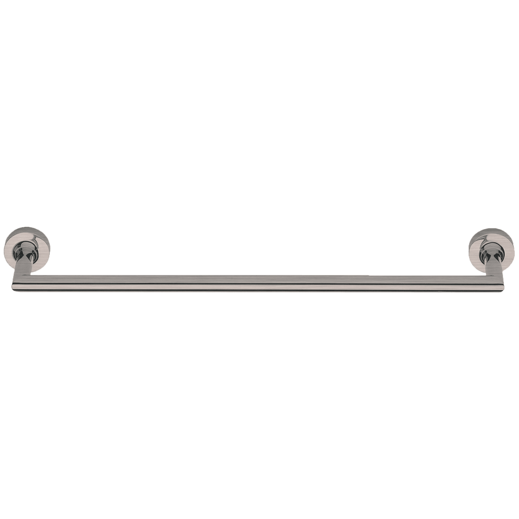 "Serezzo Brushed Nickel 18"" Towel Rail"
