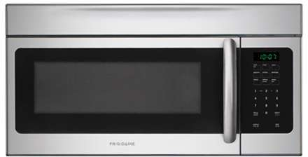 1.6 Cu. Ft. Stainless Steel Over-the-Range Microwave