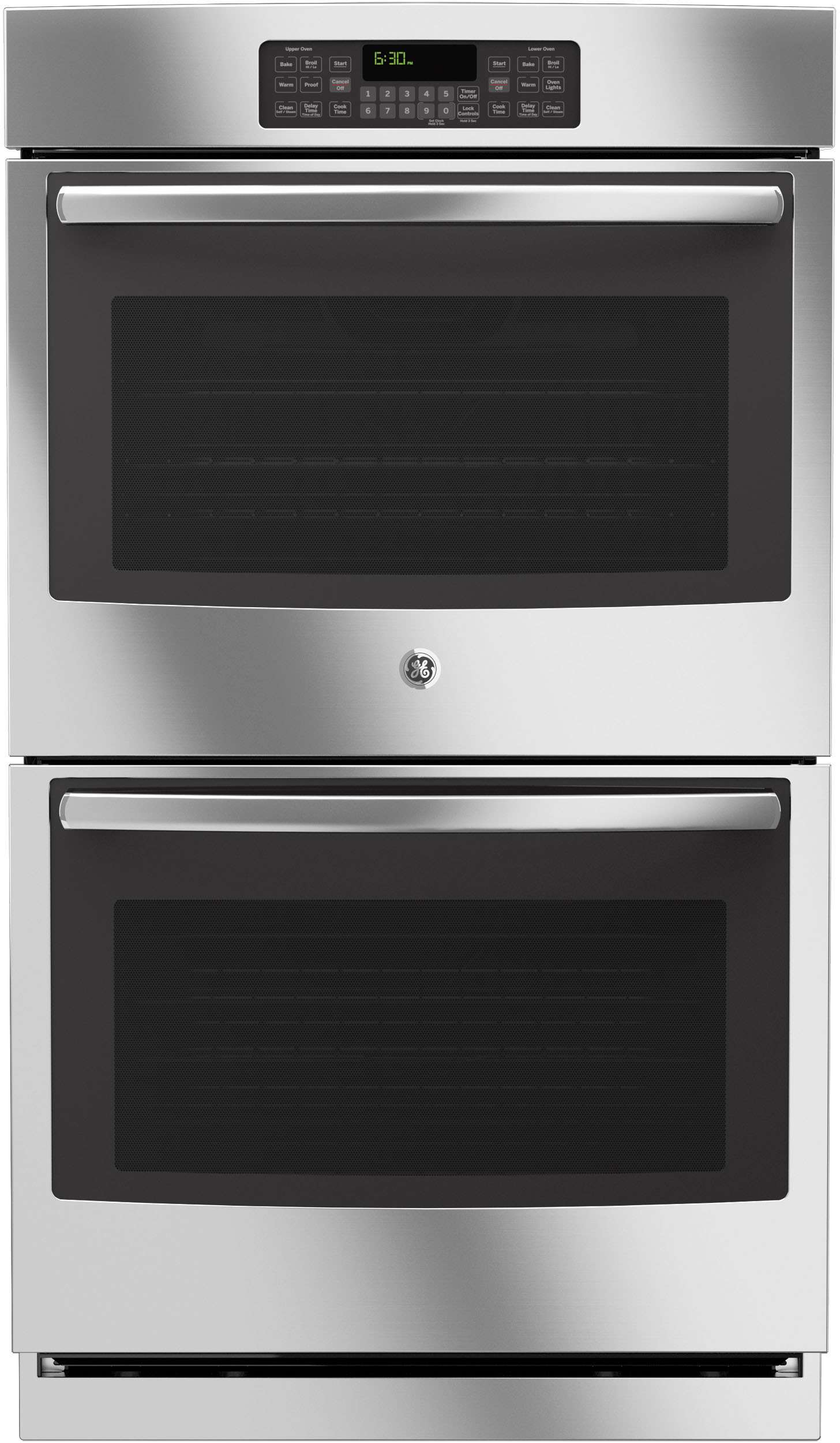 "30"" Stainless Steel Electric Double Wall Oven"