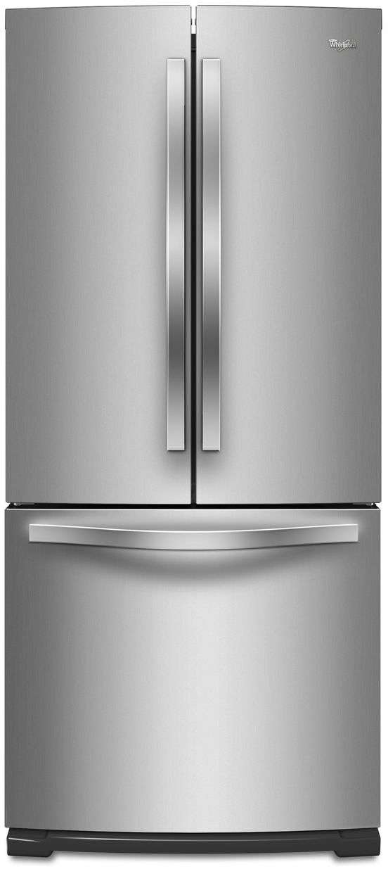 Whirlpool Wrf560smym 30 Quot 19 6 Cu Ft Stainless Steel