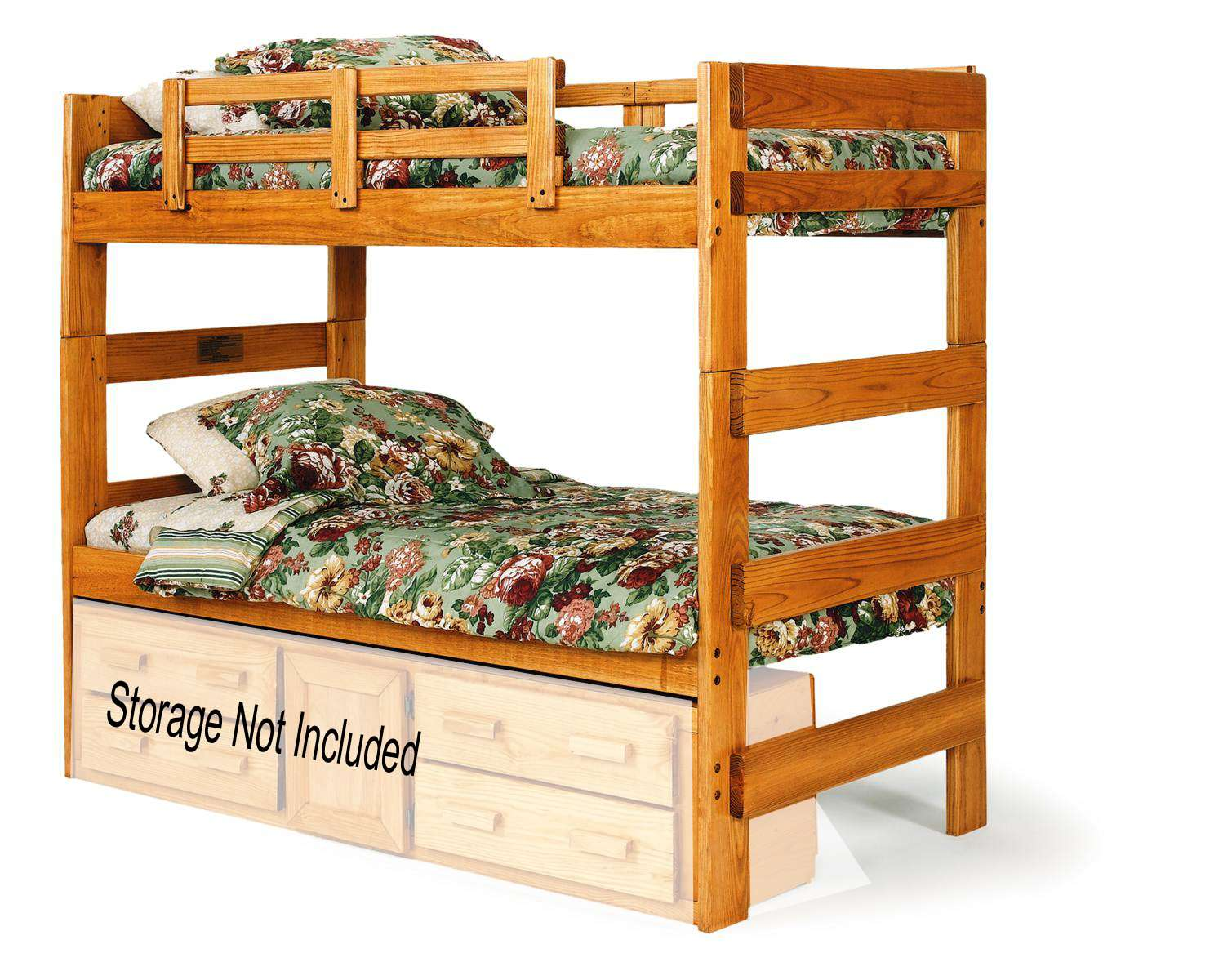 Chelsea Home Honey Twin Xl Over Twin Xl Bunk Bed Reviews