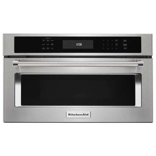 Ft. Stainless Steel Built In Microwave   Convection