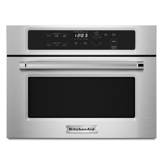 "KMBS104ESS by KitchenAid - Built-In Microwaves | Goedekers.com on maytag microwave, cuisinart microwave, tappan microwave, sharp microwave, lg microwave, kenmore microwave, emerson microwave, panasonic microwave, hotpoint microwave, 24"" wide microwave, whirlpool microwave, amana microwave, goldstar microwave, sanyo microwave, red microwave, ge microwave, electrolux microwave, built in microwave, modern microwave, stainless steel microwave,"