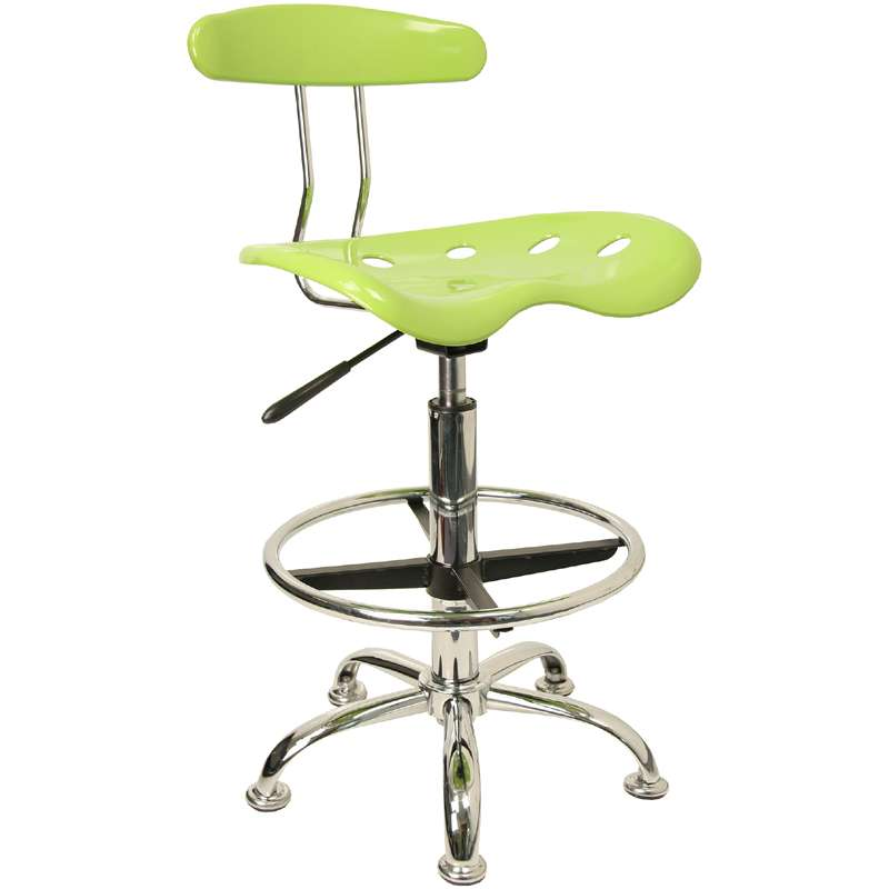 Phenomenal Flash Furniture Lf 215 Applegreen Gg Short Links Chair Design For Home Short Linksinfo