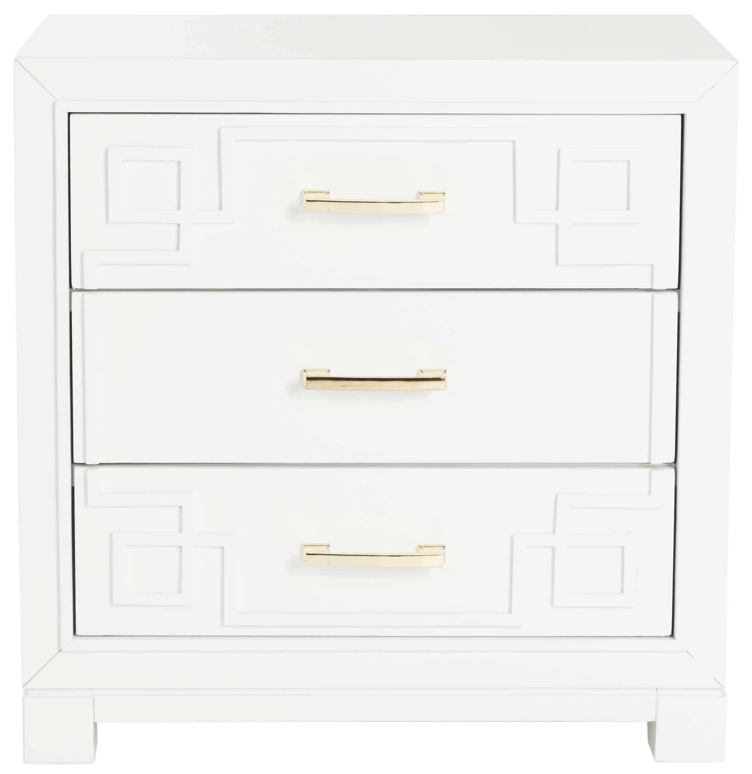 shipping gardenia today nightstand side home free overstock white garden porthos table drawer product