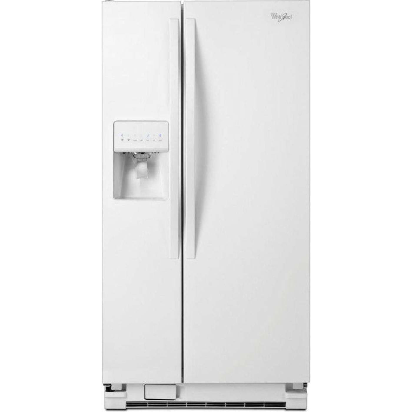 Wrs322fdaw By Whirlpool Side By Side Refrigerators