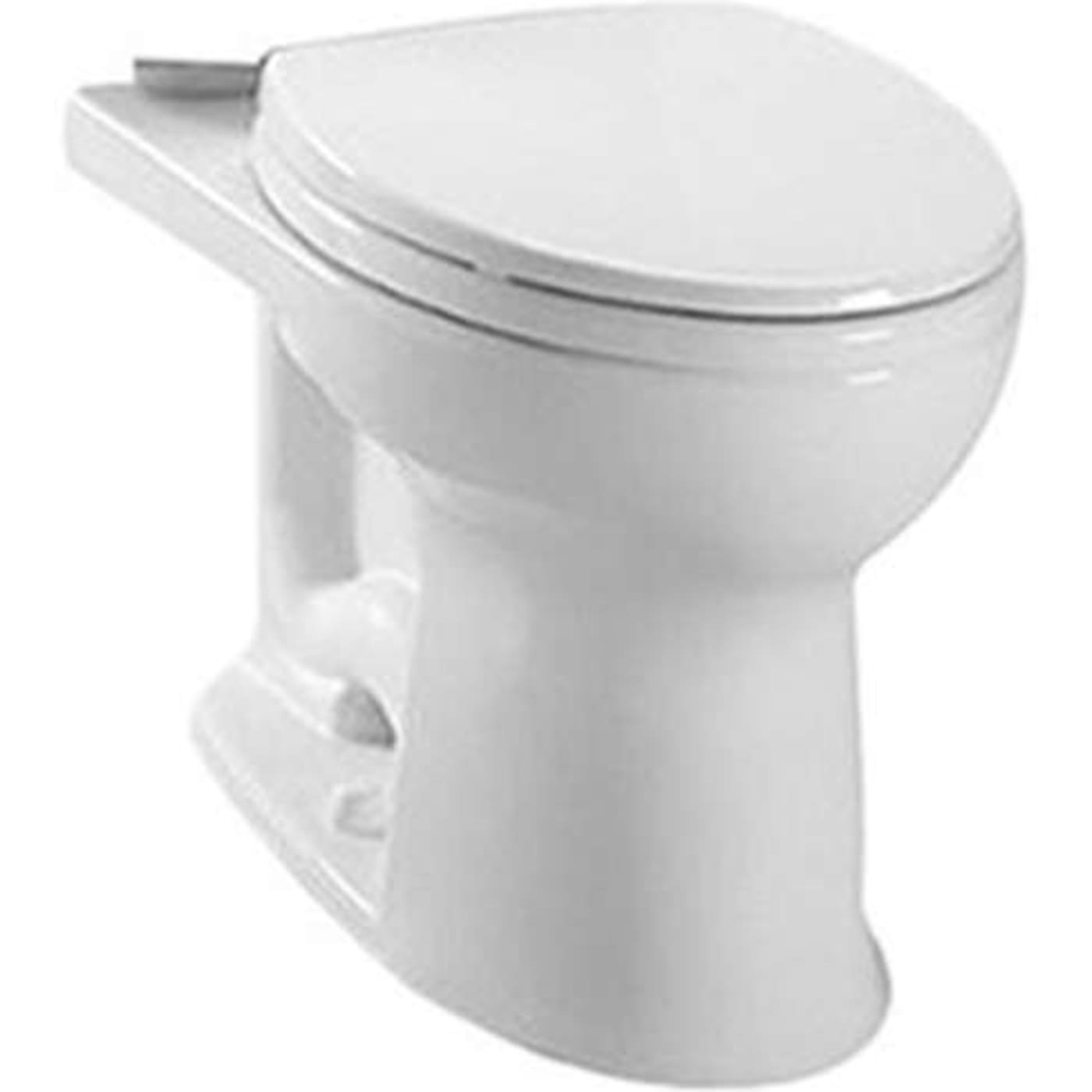 Toto Drake II Toilet Bowl C454CUFGT20#01 Cotton White - Goedekers.com