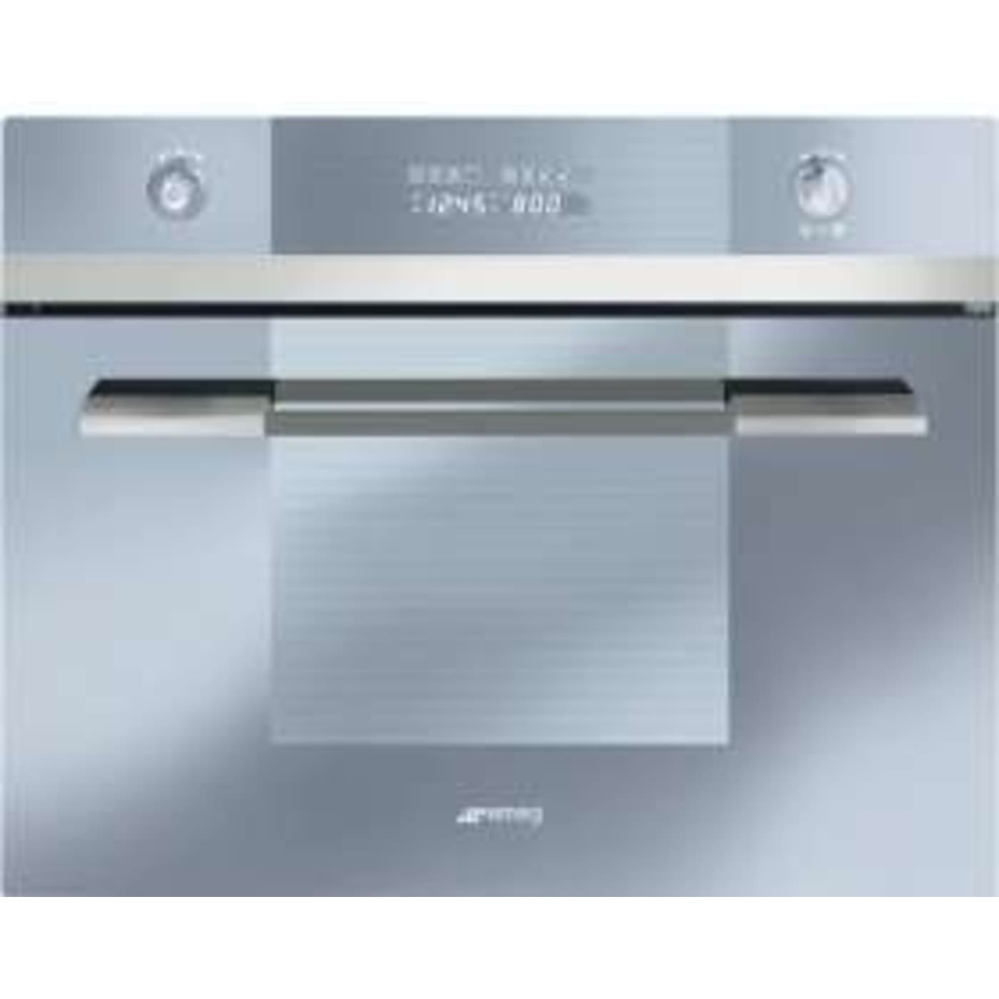Smeg SCU45VCS1 1.4 Cu. Ft. Stainless Steel Built-In Microwave ...