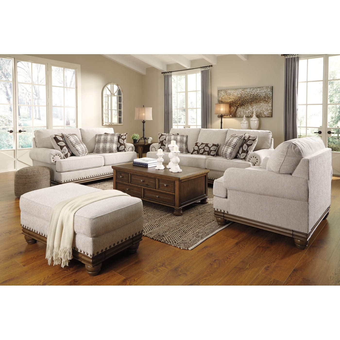 Ashley Furniture 14 Piece Package