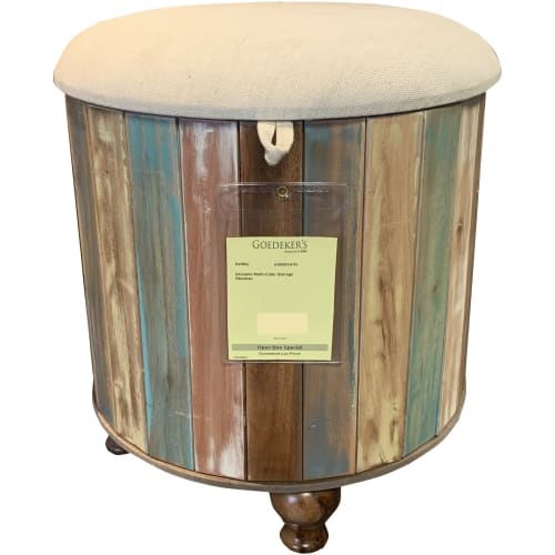 Awesome Ottomans Poufs Goedekers Caraccident5 Cool Chair Designs And Ideas Caraccident5Info
