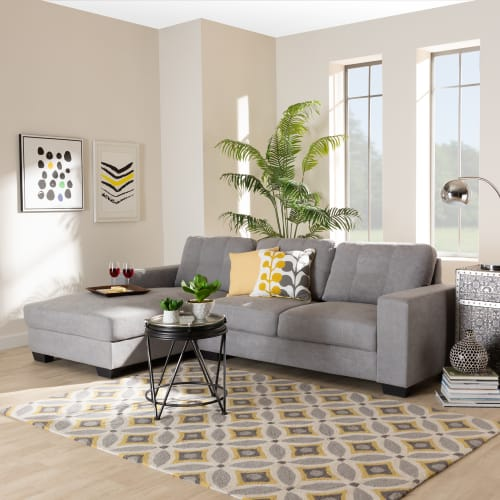 Amazing Sectional Sofas L Shaped Couches Goedekers Short Links Chair Design For Home Short Linksinfo