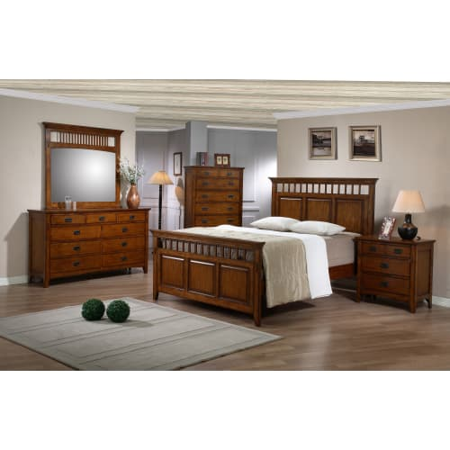 Sunset Trading SS-TR900-Q-BED-SET