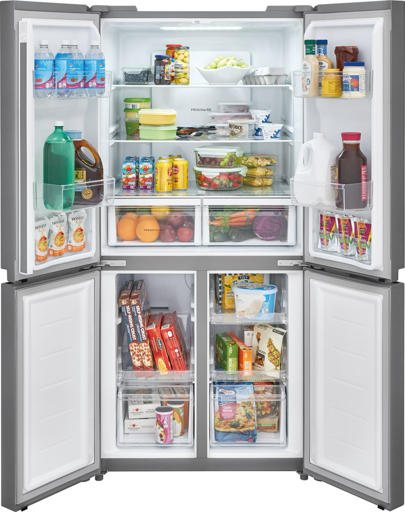 Ffbn1721tv By Frigidaire French Door Refrigerators