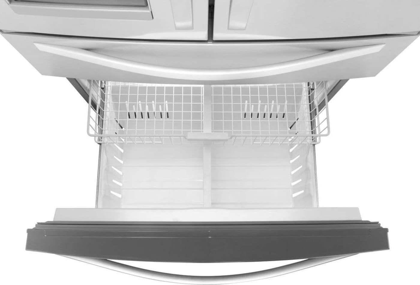 Whirlpool Wrx735sdbm 36 Quot 25 0 Cu Ft Stainless Steel