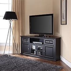 corner tv stands - Entertainment Centers Tv Stands