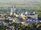 Overhead View of Klosterneuburg Monastery