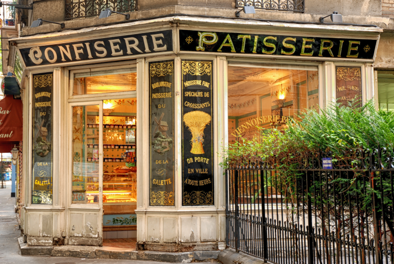 A Patisserie in Paris