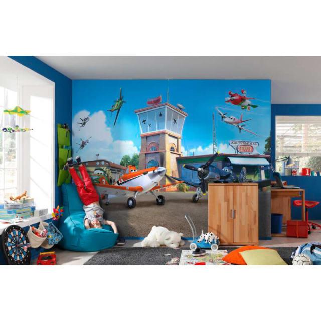 Komar Disney Planes Terminal Wall Mural   8 469 Part 37