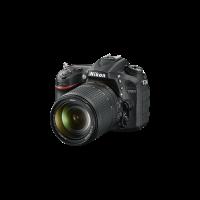 Nikon D7200 + AF-S 18-140 mm ED-VR