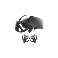 Oculus Rift + Touch Controller Bundle