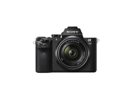 Sony Alpha 7 II kit + 28-70mm lens