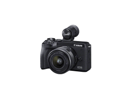 Canon EOS M6 Mark II + EF-M 15 - 45mm