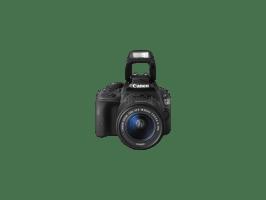 Canon EOS 100D Kit + EF-S 18-55 mm lens