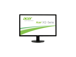 """Acer - 27"""" Monitor"""