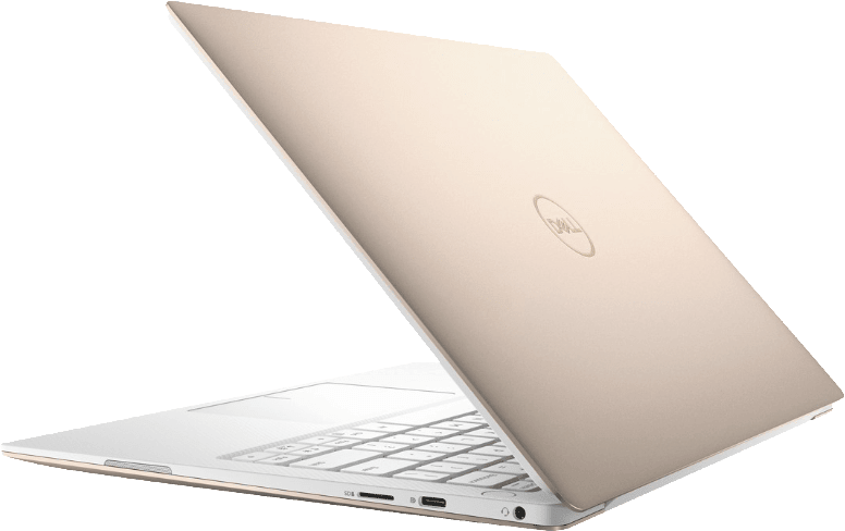 Rose Gold Dell XPS 13 9370 .2