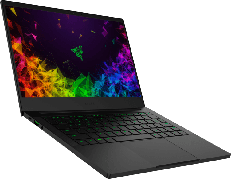 Black Razer Blade Stealth 13 (2019).2