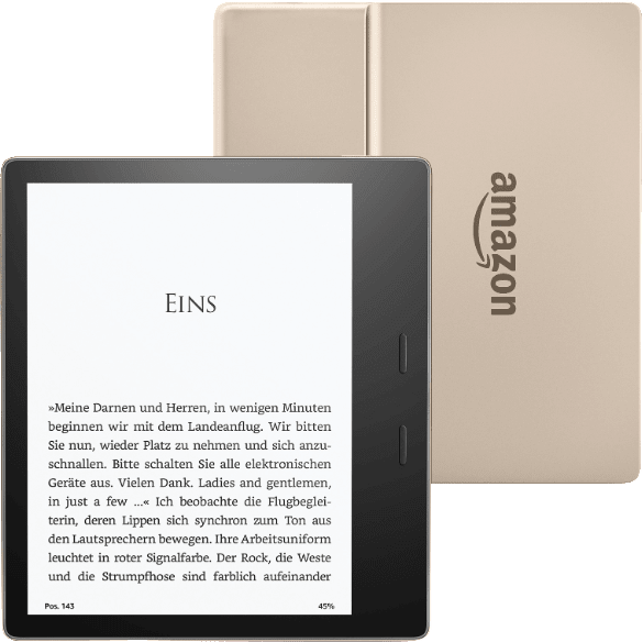 Gold Kindle Oasis 7I 300PPI Waterproof (B075M6Z9XL).2