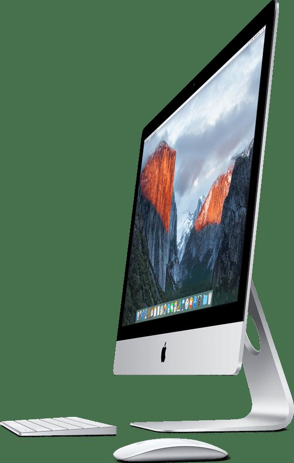 """Silber Apple iMac 27"""" Retina 5K (2018).2"""