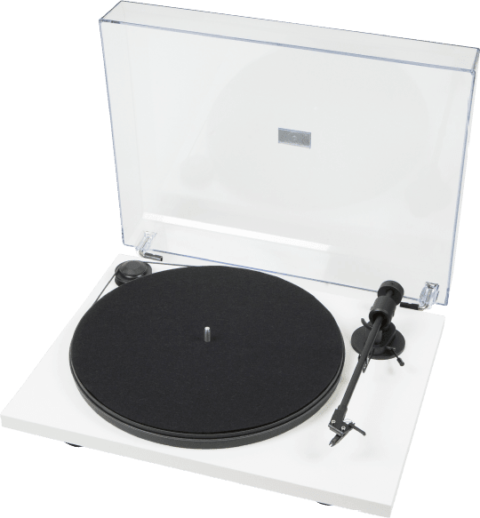 White Pro-Ject Primary Turntable.2