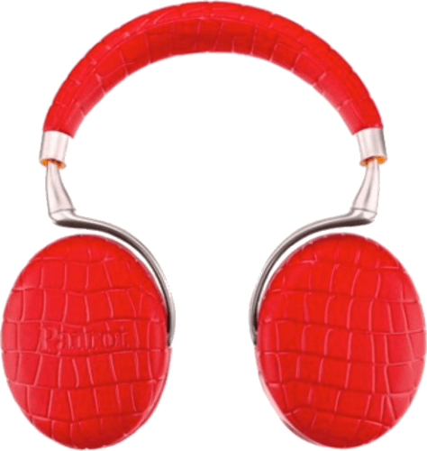 Red Parrot ZIK 3 by Philippe Starck.1