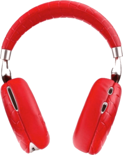 Red Parrot ZIK 3 by Philippe Starck.3