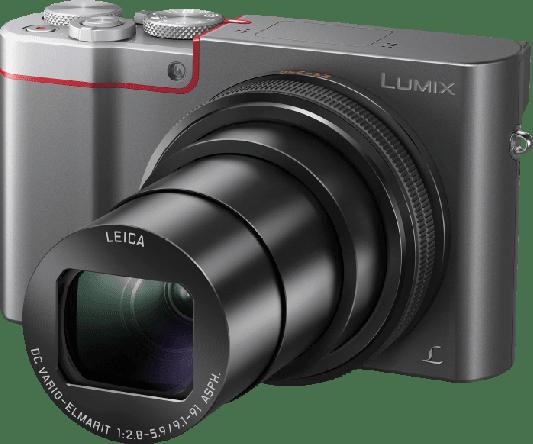 Silber Panasonic Lumix DMC-TZ101.2