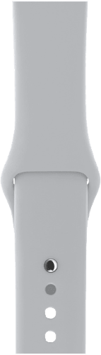 Silber Apple Watch Series 3 GPS, 42mm.3