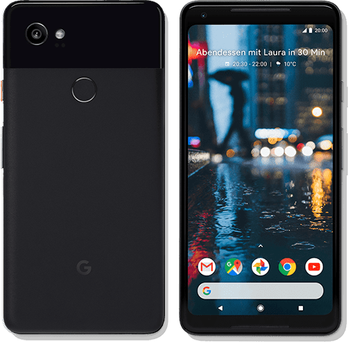 Just Black Google Pixel 2 XL 128GB.1