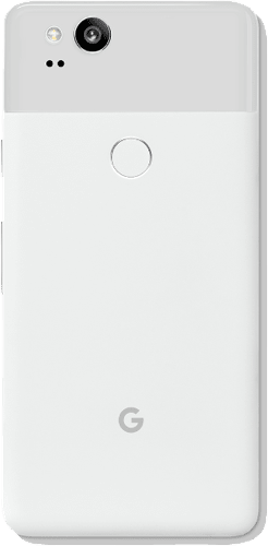 Clearly White Google Pixel 2 64GB.3