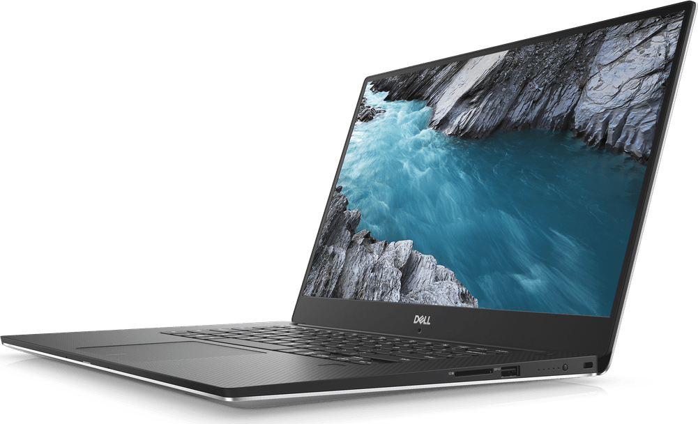 Grey Dell XPS 15 9570 Touch.1