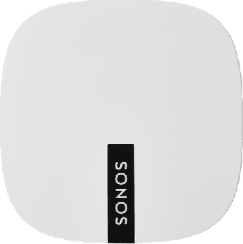 White Sonos Boost WLAN-Bridge.1