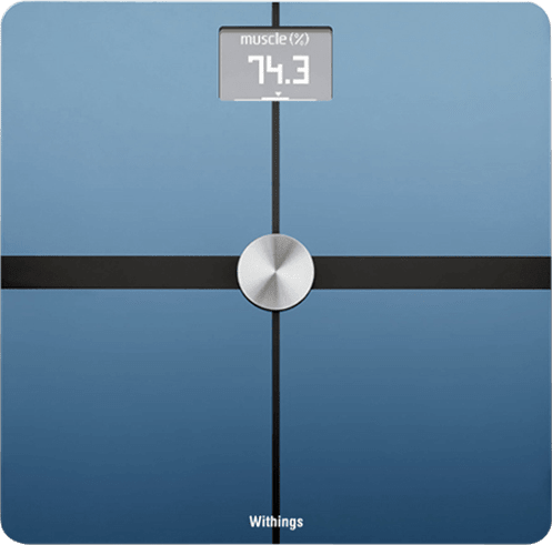 Black Withings Body Scale WBS05.1