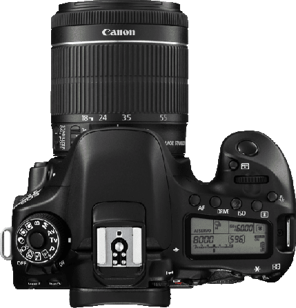 Canon EOS 80D Kit +EF-S 18-55mm lens.2