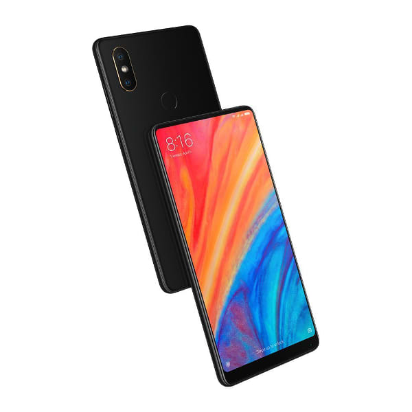 Black Xiaomi Mi Mix 2S 64GB.2