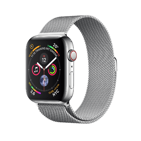 Milanese Stainless Apple Watch Series 4 GPS + Cellular, 44mm.2