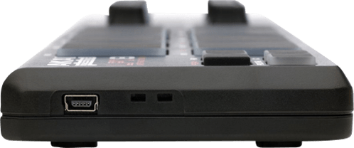 Black Akai Pad Controller LPD8.1
