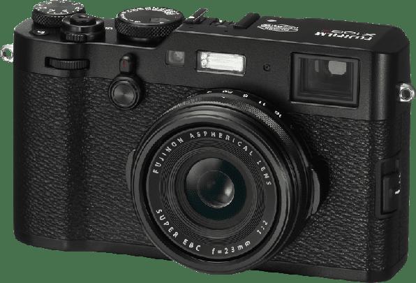 Black Fujifilm X100F.1